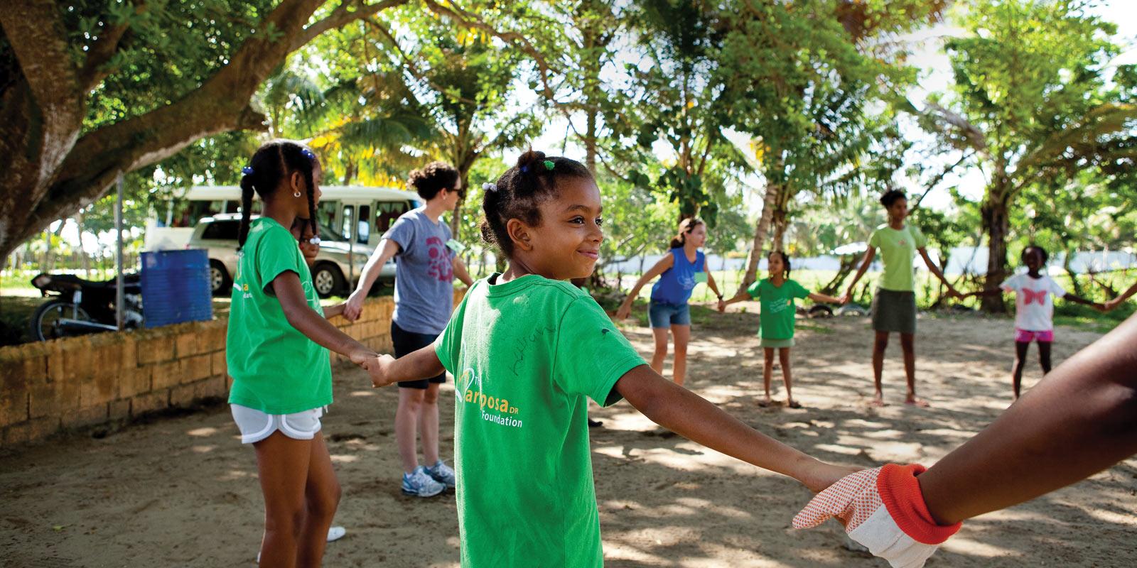 Empowering Children In The Dominican Republic Ef